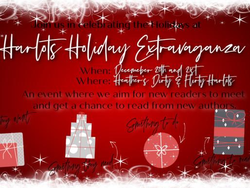 Harlots Holiday Extravaganza