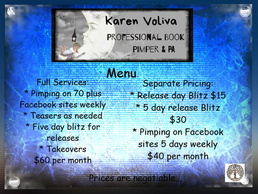 Karen Voliva, personal PA. Check her out.