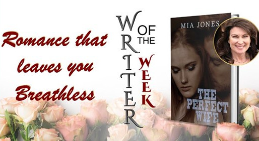 Writer of the Week interview.