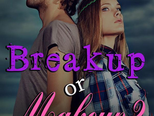 Crazy Ink Pub                                Breakup and Makeup Anthology