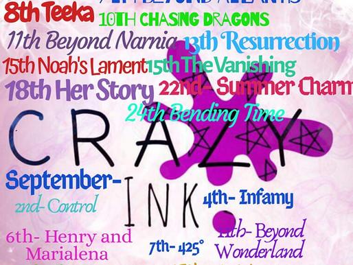 Crazy Ink