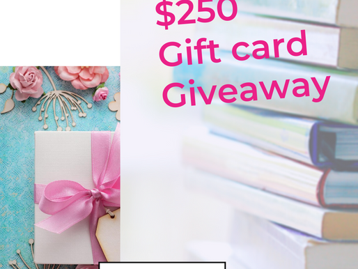 Another great giveaway
