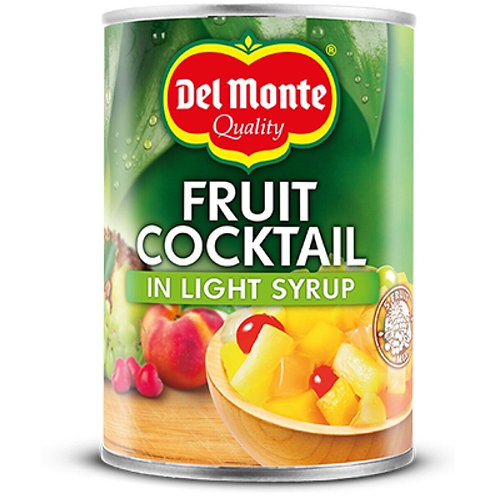 Del Monte Mixed Fruit Cocktail In Syrup 420gr