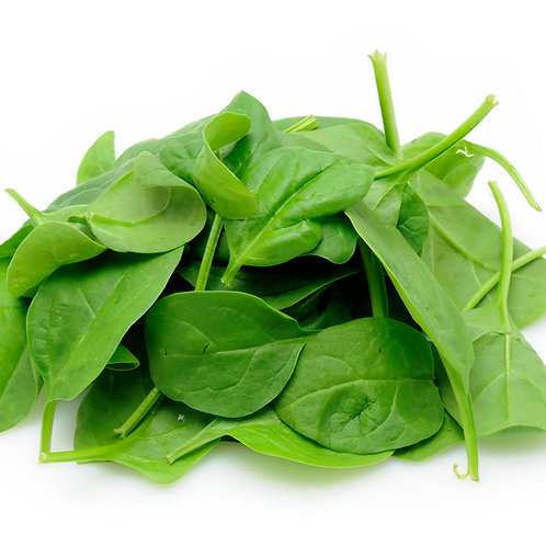 Baby Spinach Washed 200g