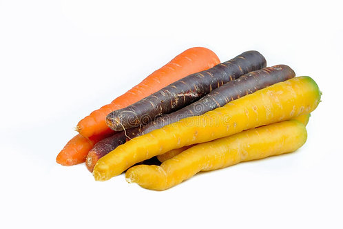 Rainbow Carrots 1kg