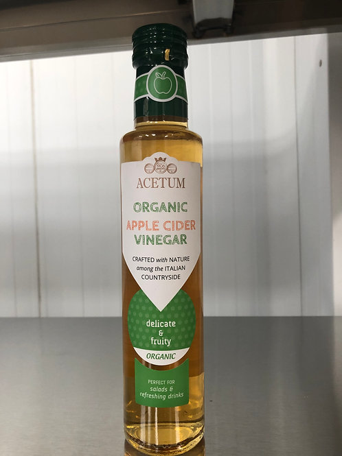 Organic Apple Cider Vinegar 250ml