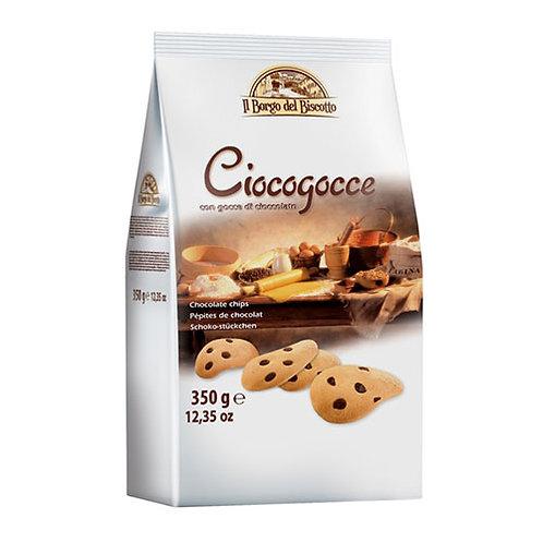 Il Borgo del Biscotto Chocolate Chip Biscuits 350gr