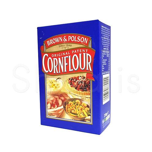 Brown & Polson Cornflour 250gr