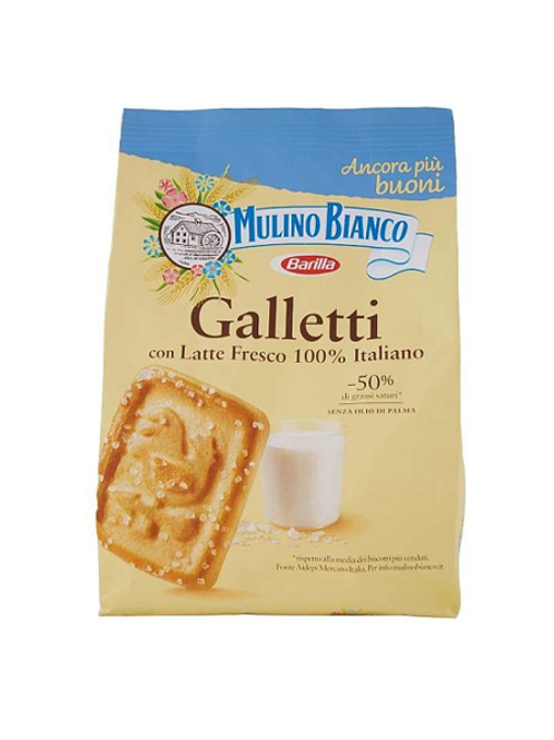 Mulino Bianco Galletti Biscuits 800g