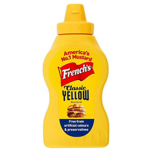 French's Yellow Mustard 226gr