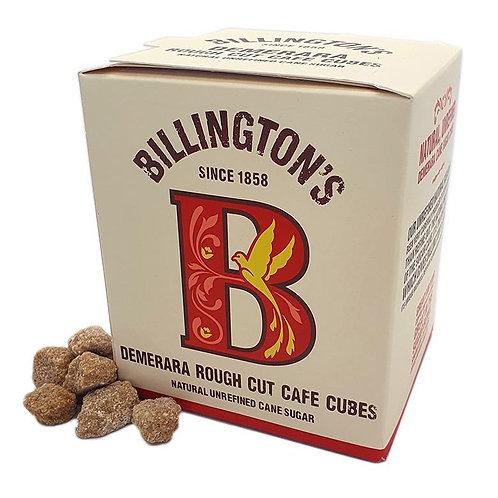 Billington's Demerara Rough Cut Sugar Cubes 750gr