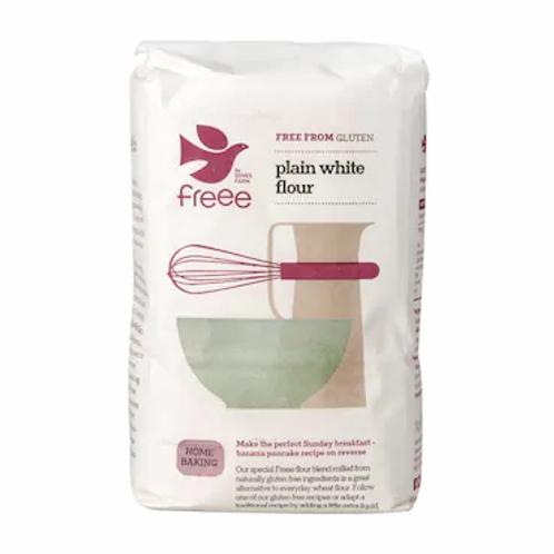 Doves Gluten Free Plain Flour 1kg