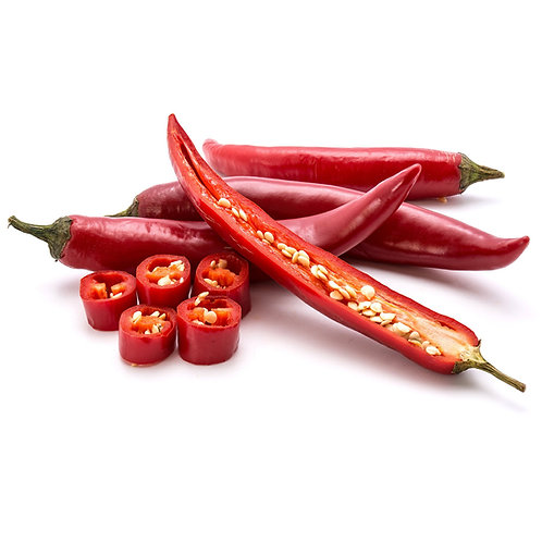Red Chillies 5 Pack