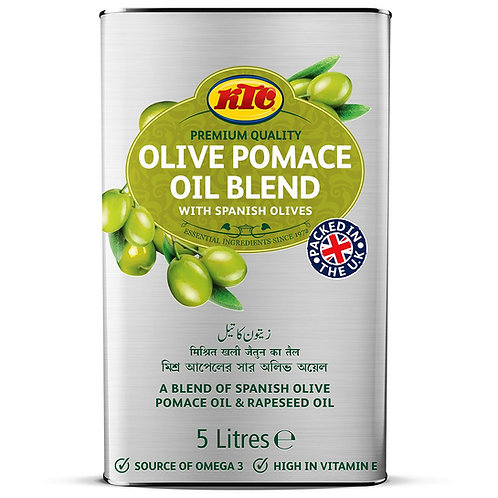 Olive Pomace Oil Blend 5 Litre
