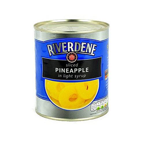 Sliced Pineapple 825gr Tin