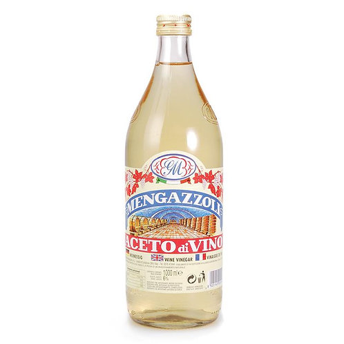 Italian White Wine Vinegar 1 Litre
