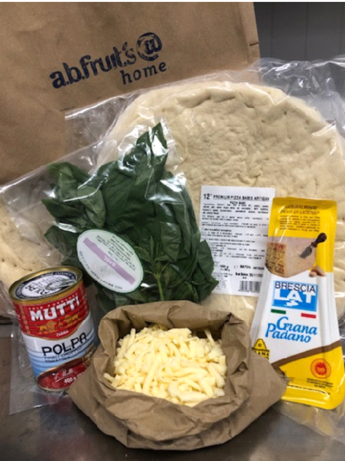 COOK AT HOME Pizza Kit