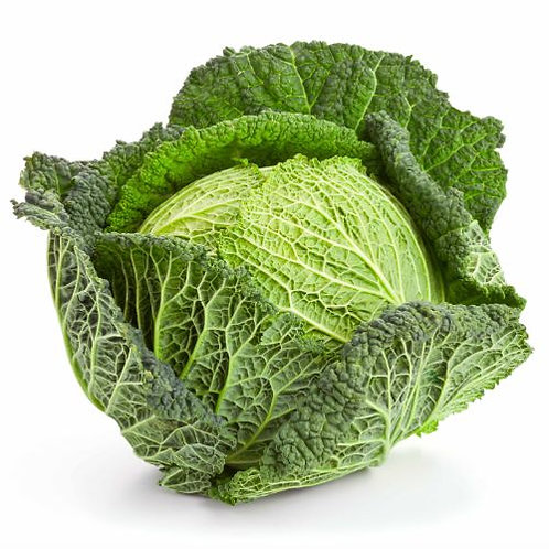 SAVOY CABBAGE EACH