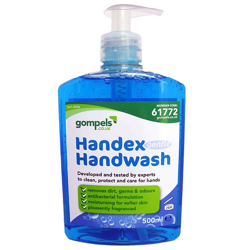 HANDEX HAND WASH 500ML