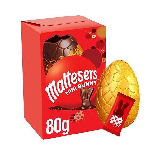 Maltesers Mini Bunny Easter Egg 80g