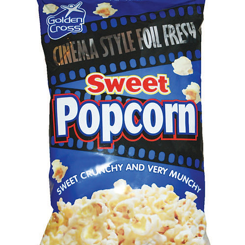 Golden Cross Cinema Style Sweet Popcorn 150g
