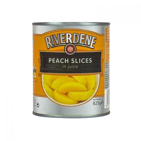 Peach Slices 825gr Tin