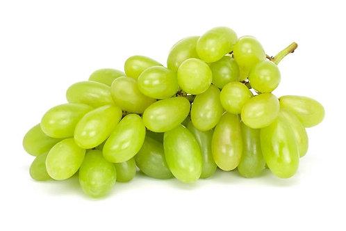 Grapes White Seedless Punnet 500g