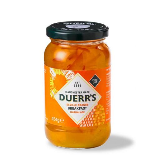 Duerr's Breakfast Fine Cut Marmalade 454g