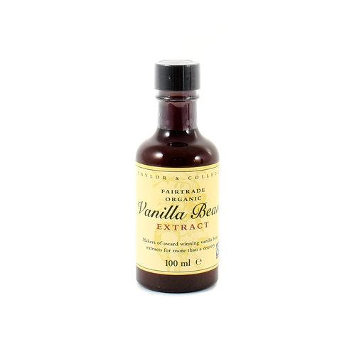 Organic Vanilla Bean Extract 100ml