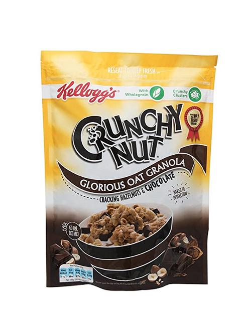 Kellogg's Crunchy Nut Chocolate & Hazelnut Granola 380g