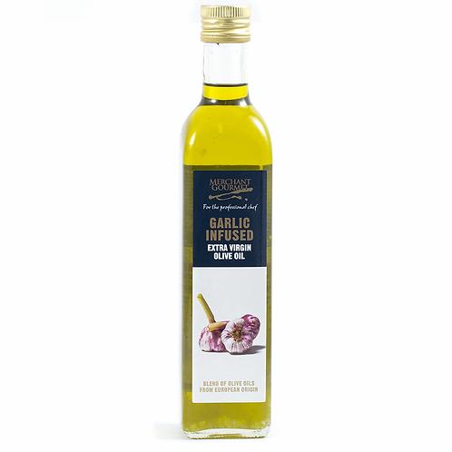 Garlic Extra Virgin Olive Oil 500ml