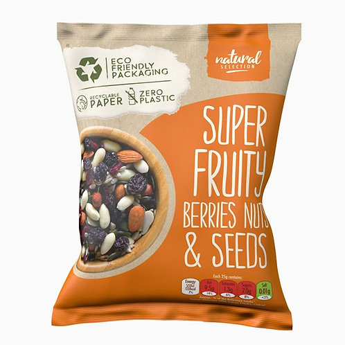 Natural Selection Fruity Berries Nuts & Seeds 150g