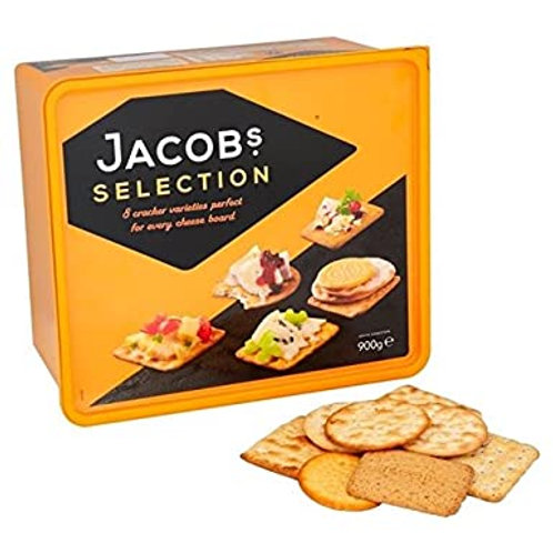 Jacobs Biscuits for Cheese 900gr