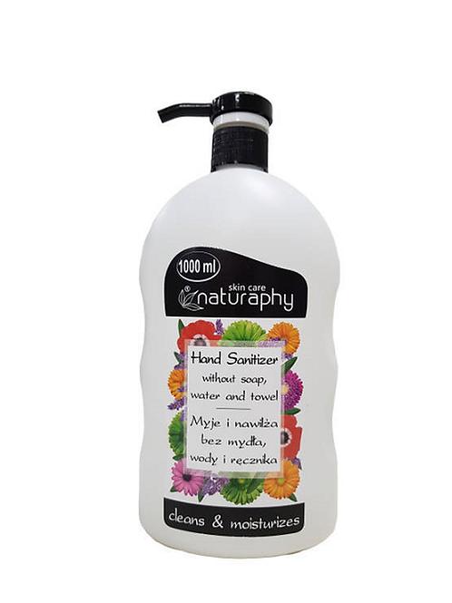 Naturaphy Hand Sanitizer 1000 ml