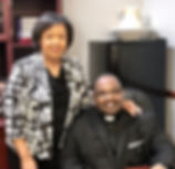 Pastor John & First Lady Kay Lewis of Pilgrim Rest Missionary Baptist Church in Dyersburg, Tennessee