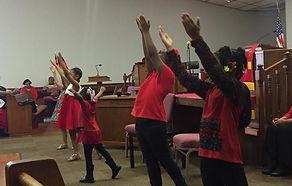 Dyersburg, TN - Pilgrim Rest Missionary Baptist Church Youth Ministry