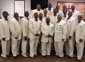 Dyersburg, TN - Pilgrim Rest Missionary Baptist Church Men's Ministry
