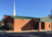 Dyersburg, Tennessee | Pilgrim Rest Missionary Baptist Church