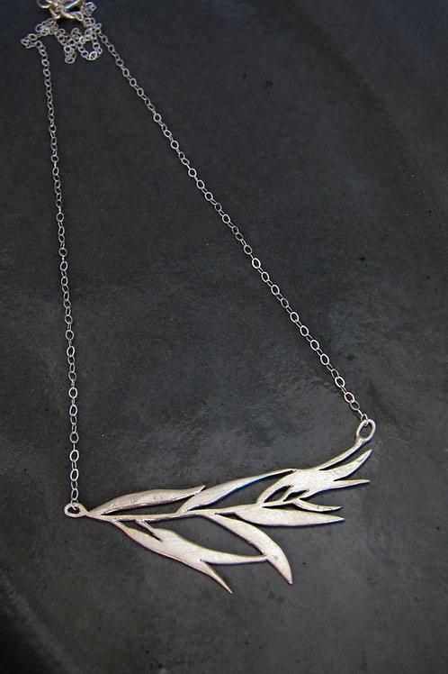 Gumleaf necklace