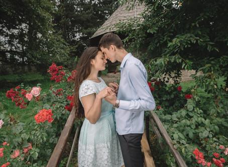 Save the date George & Alexandra