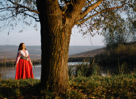 Shooting Lavinia Strugariu