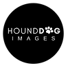 Hound Dog Images Logo Black Round.png