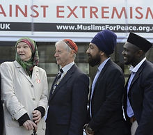 united against extremism asad shah scots