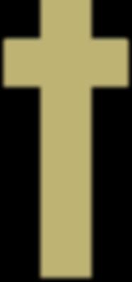 Notre Dame High School Cross