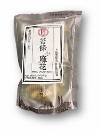 珍膳苔条小麻花150G