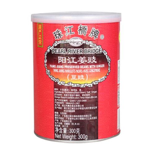 珠江桥牌汤江姜豉300G