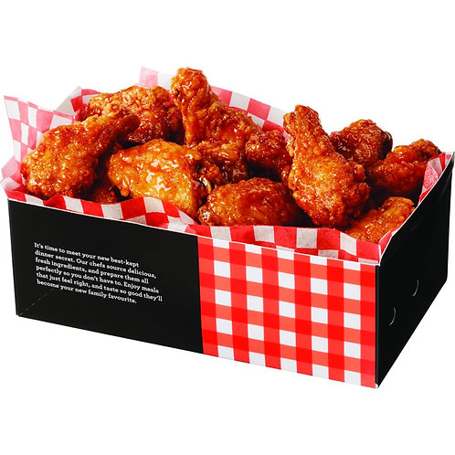 16 Chicken Wings Unsauced 554g