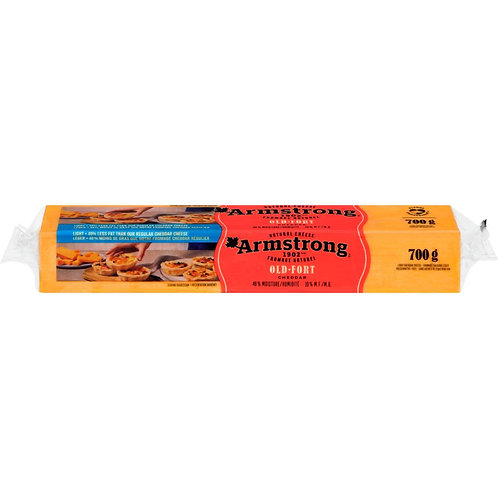 ARMSTRONG Old Cheddar, Light 700 g
