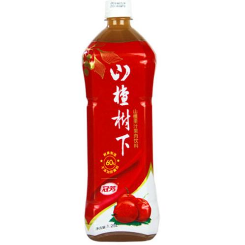山楂树下山楂汁 1.25L