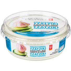 PRESIDENT'S CHOICE,Yogurt Dip, Traditional Tzatziki 227 g